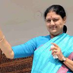 Sasikala's party, AIADMK (Amma), has been indicted by the EC for trying to influence the outcome of the RK Nagar by-polls