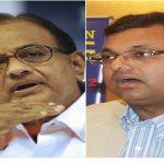 CBI raids Chidambaram, Karti homes