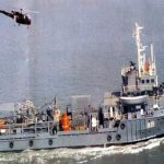 Indian Navy saves Liberian ship from Somali pirates in Gulf of Aden