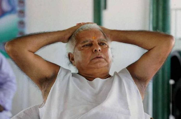 More trouble for Lalu