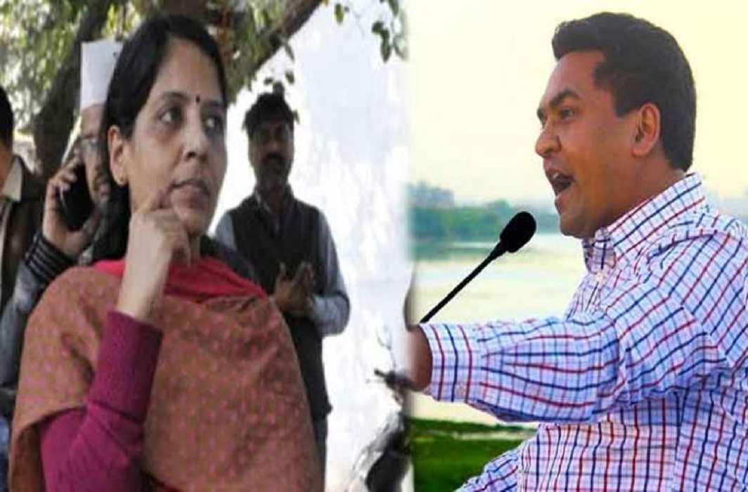 After Kejriwal-Mishra spat, its proxy war on social media