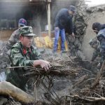 Eight killed in 5.5 magnitude earthquake in China