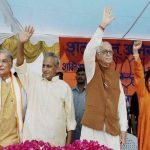 LK Advani get bail