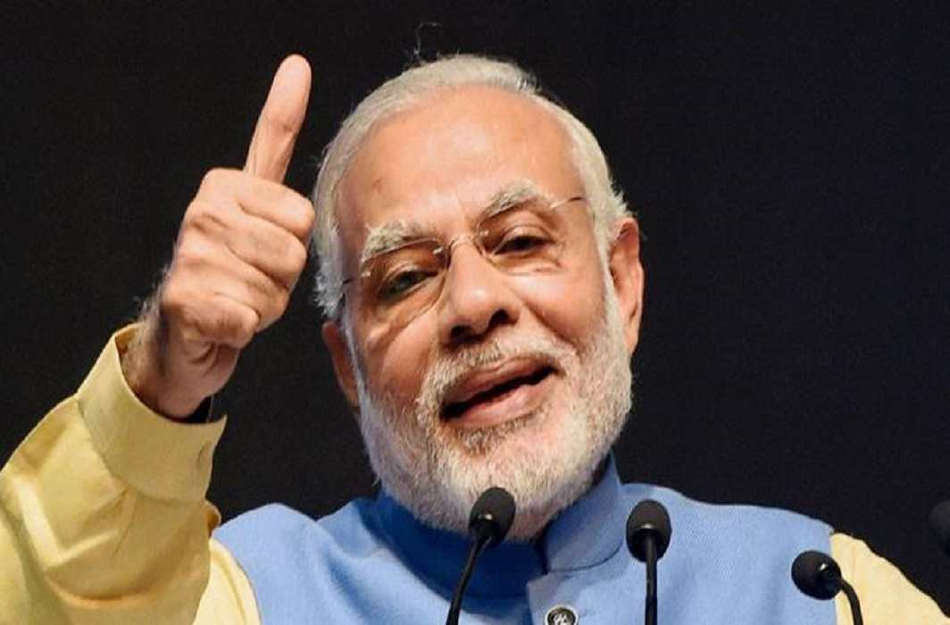 Modi kick-starts European tour