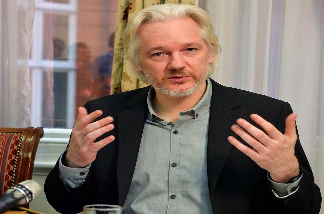 Sweden drops rape charges against Julian Assange