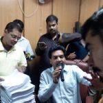 Kapil Mishra faints on Day 5 of hunger stir, levels more charges against Kejriwal