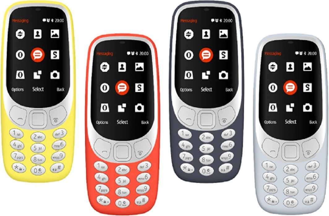 Finally, Nokia 3310 to be available in stores from May 18