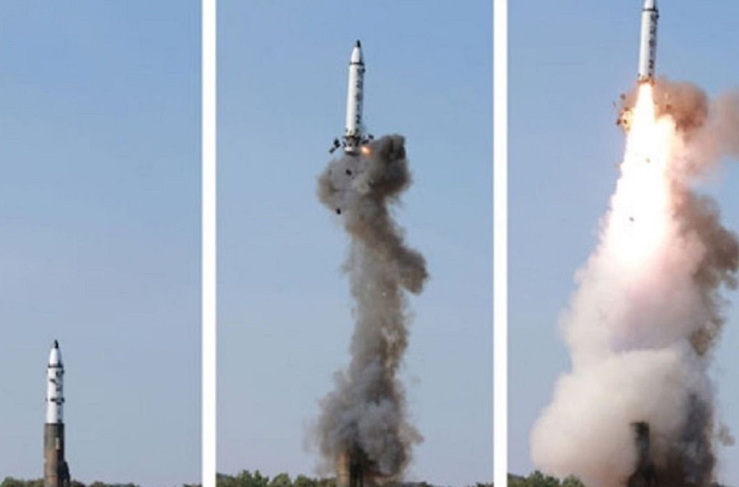 North Korea tests another medium-range missile, ready for deployment
