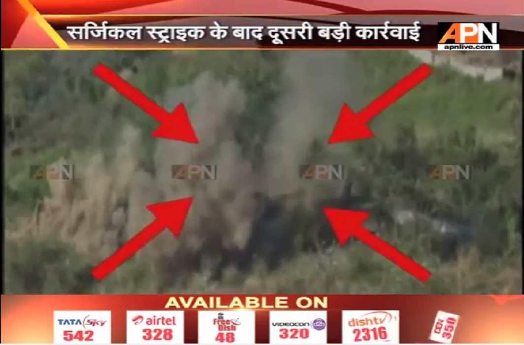 India destroys Pak posts on LoC