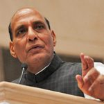 Rajnath Singh announces Rs 1 crore compensation for each central paramilitary force casualty in acti