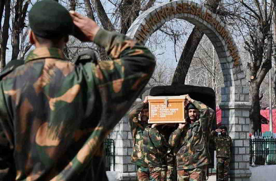 Army lieutenant kidnapped, killed by terrorists in Kashmir while attending cousin's marriage