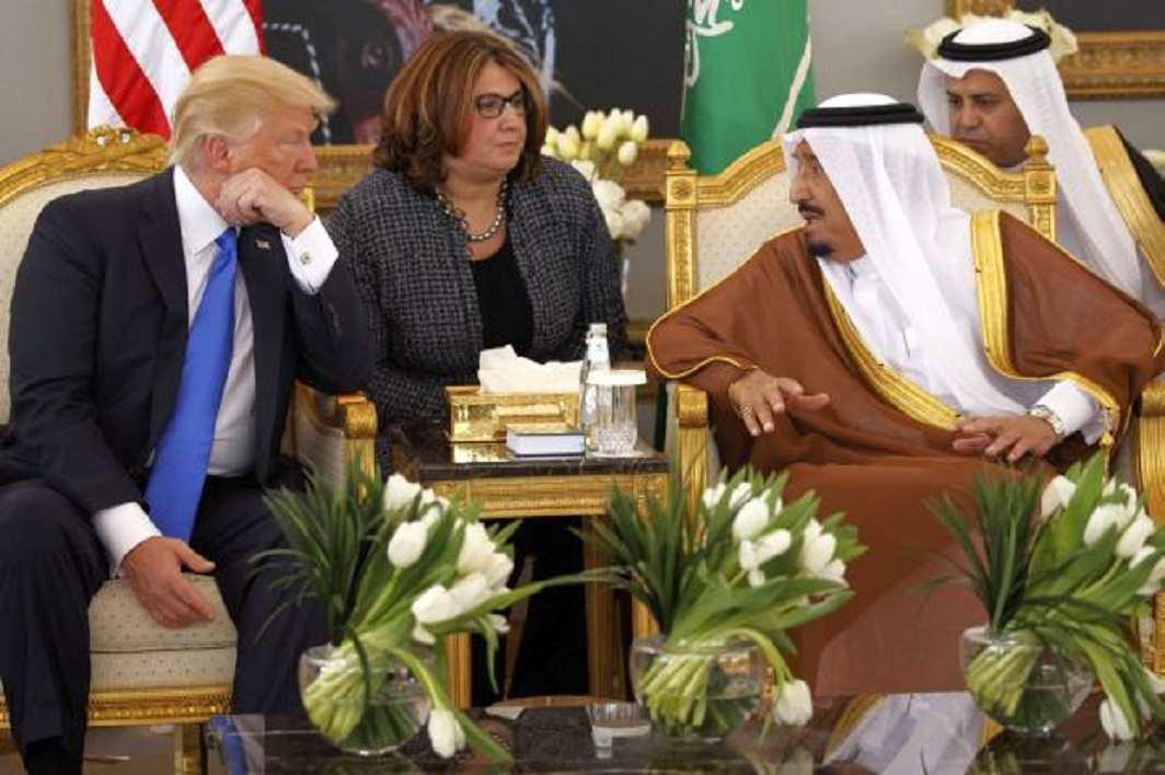 Iran, Saudi Arabia tensions grow with Trump visit