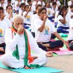 PM to lead the nation on Yoga Day in Lucknow
