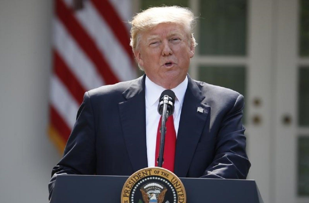 Trump withdraws US from Paris accord, insults India, China
