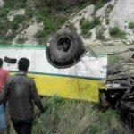Himachal bus falls