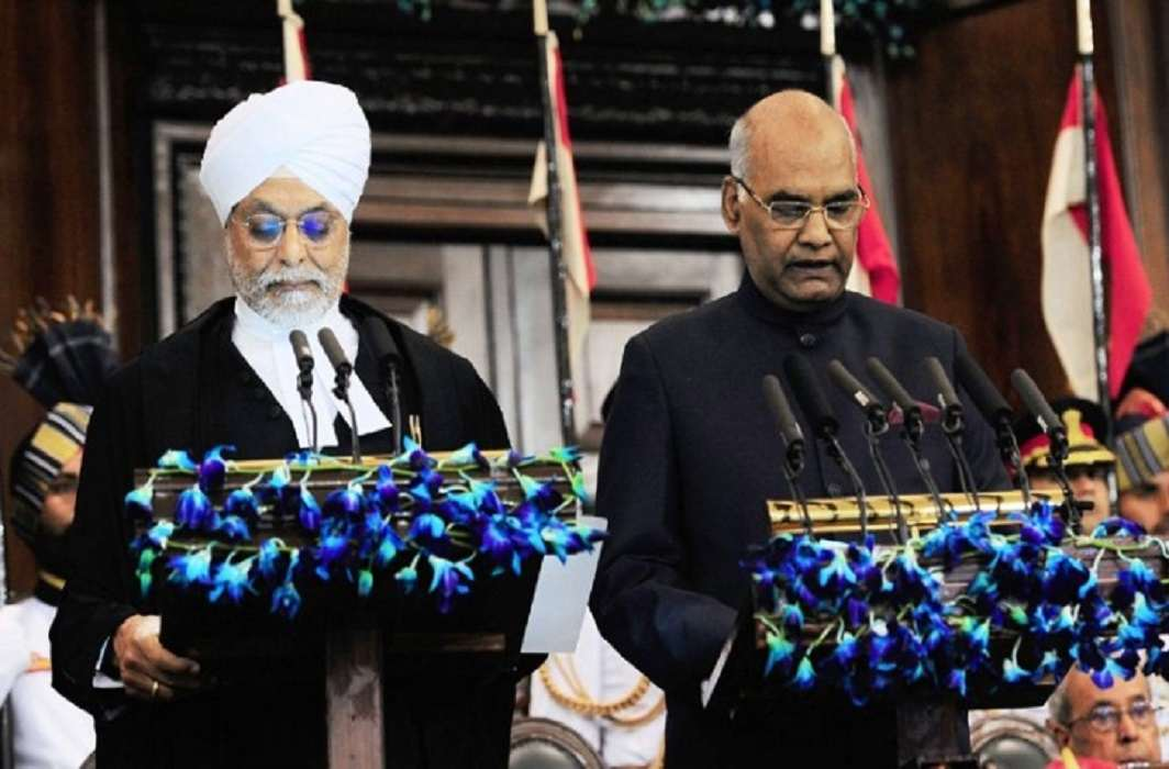Ram Nath Kovind takes oath as 14th President of India, Modi terms it a 'significant milestone'