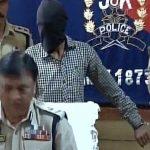 Lashkar terrorist, a UP resident, involved in killing of J&K policemen arrested