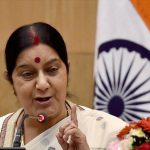Sushma grants visa to PoK resident, asserts it belongs to India