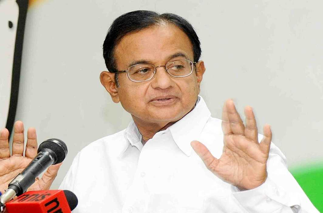 Kashmiri people caught between two maximalist positions: P Chidambaram