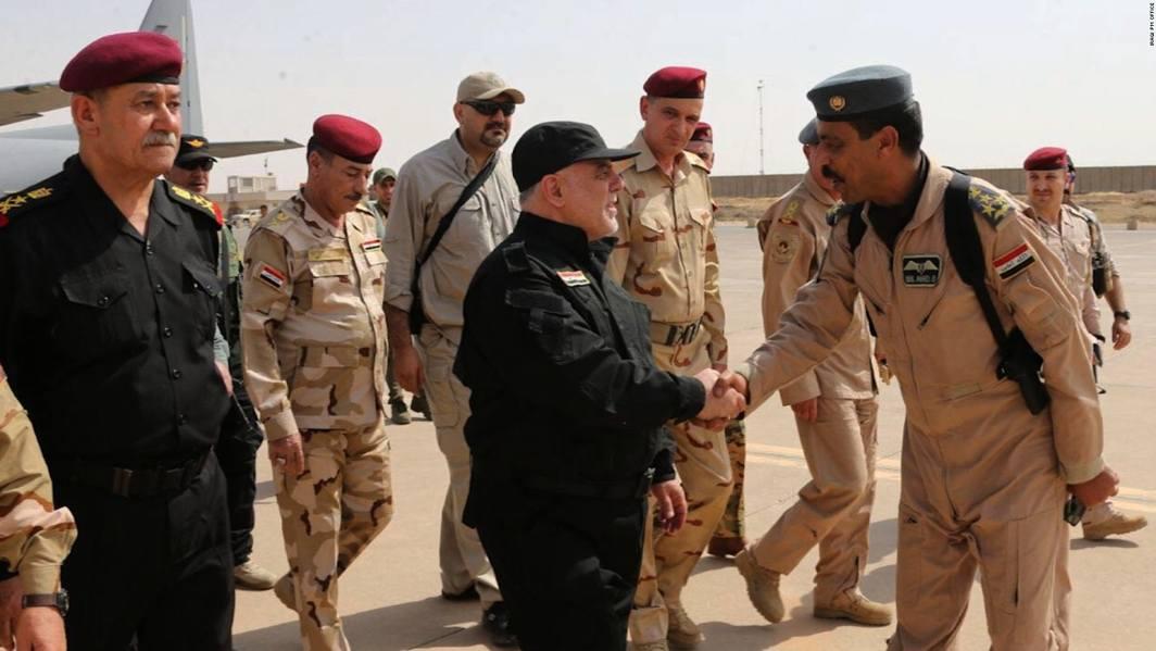 Iraqi Army liberates Mosul
