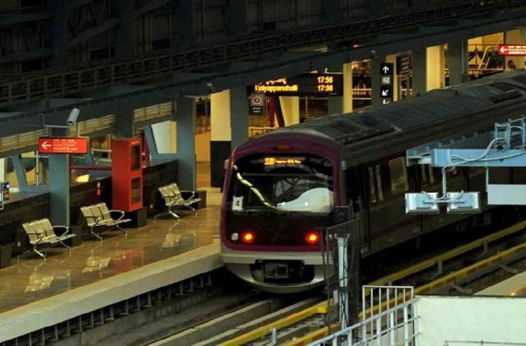 Bengaluru Metro service resumes after 7 hours