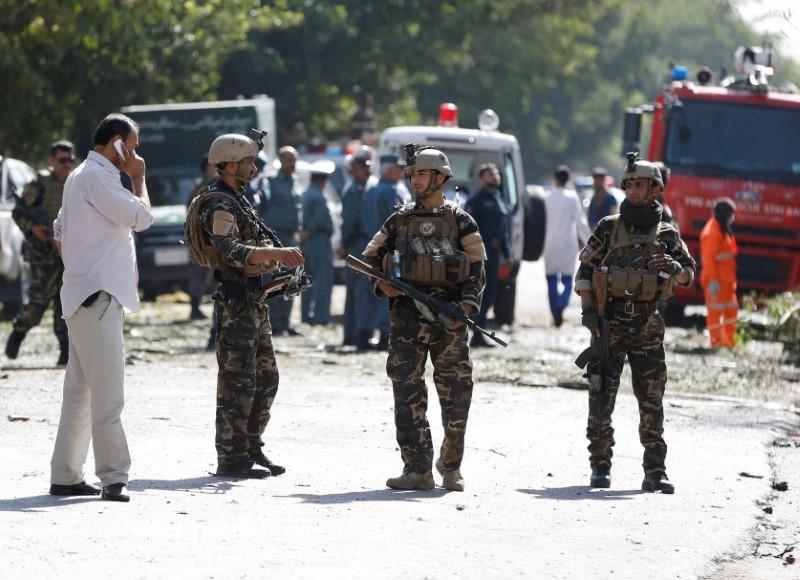 Kabul Wakes Up To Suicide Attack, 24 Killed