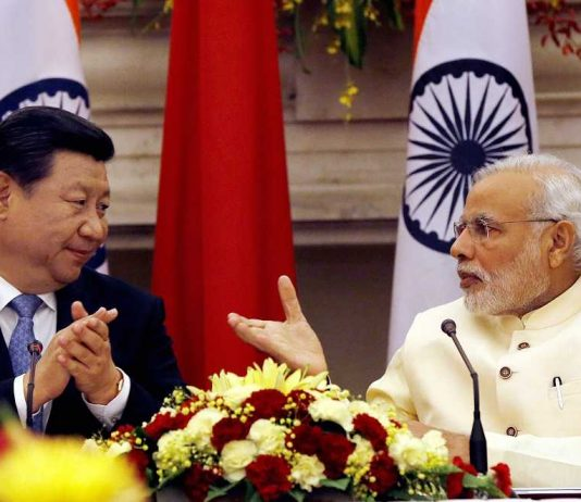 US for Peaceful Resolution of India-China Standoff