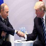 Congress curtails Trump's authority on Russia