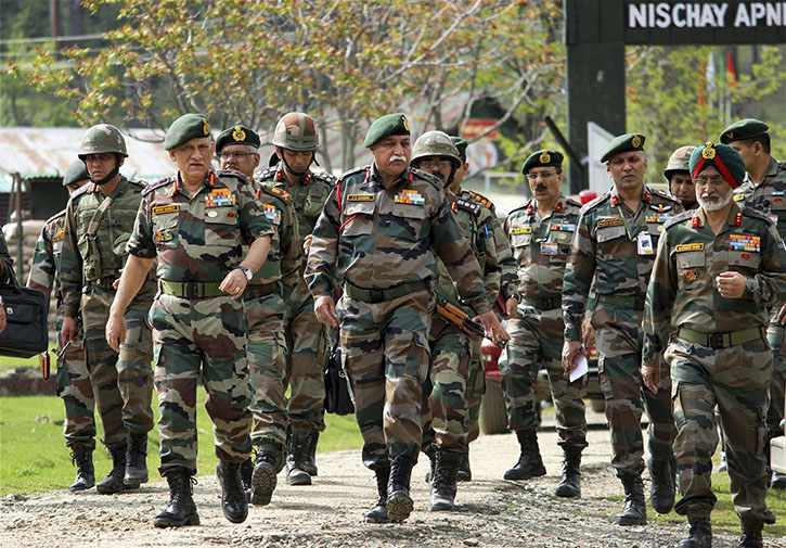 Modi govt unveils Army reforms blueprint with redeployment of 57000 officers