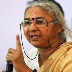 Medha Patkar removed from Sardar Sarover Protest