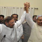 Janata Dal (United) sacks Sharad Yadav as party leader in Rajya Sabha