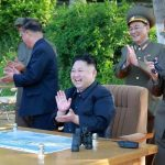Korth Korea Threatens to Hit US Base in Guam
