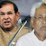 Sharad Yadav talks of two Janata Dals, attacks Nitish Kumar