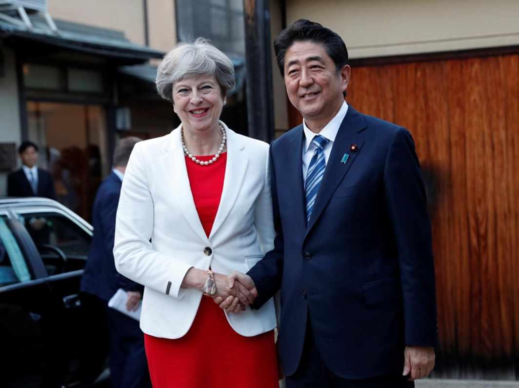 Britain Support Japan Against North Korean Threat