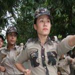 Delhi Police recruits 41 women into its Parakram Unit