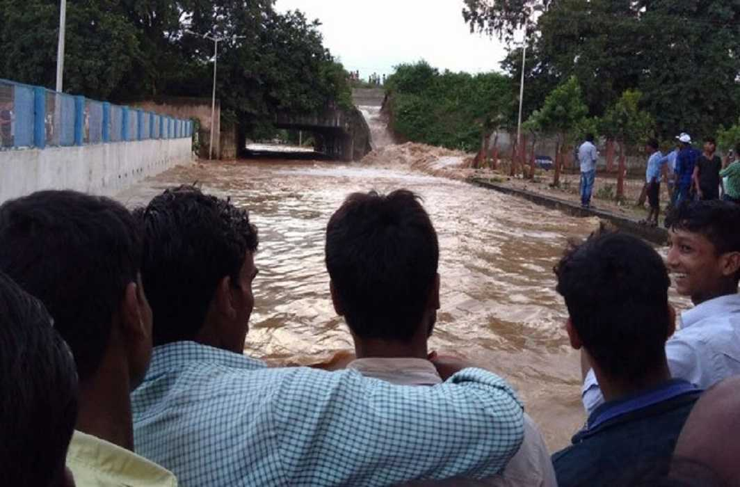 Rs 389 crore dam collapses day before inauguration in Bihar's Bhagalpur, RJD cries corruption