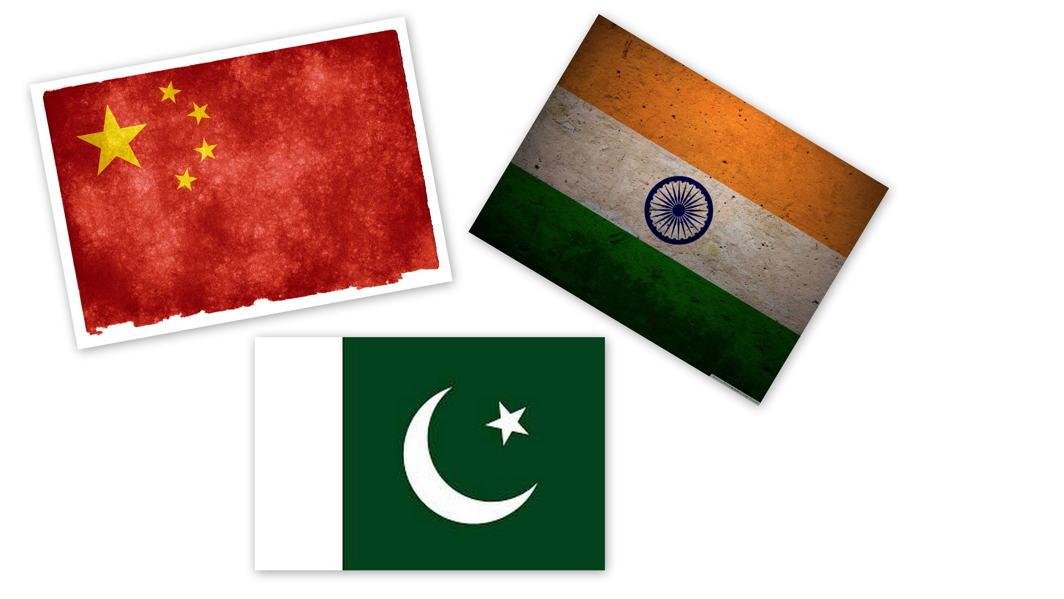 China on Kashmir