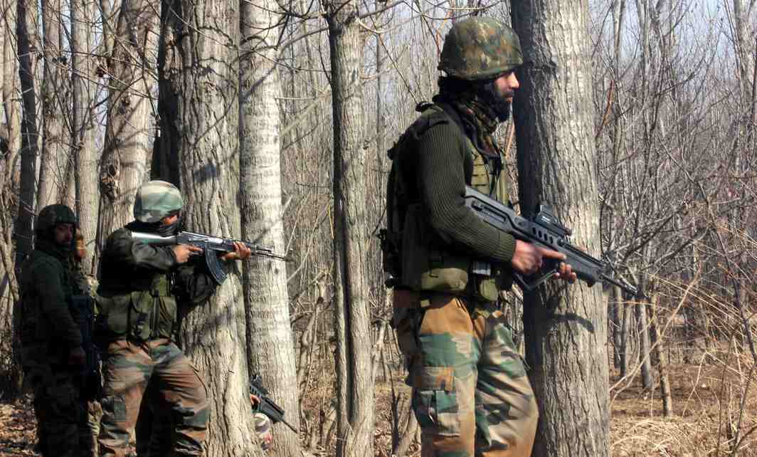 One Terrorist Killed In Uri Sector, Hideout Busted In Hindwara - Apnlive