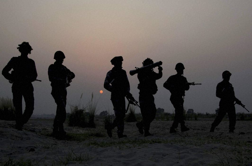 Army takes cognizance of video showing soldiers trampling slain LeT militants' bodies