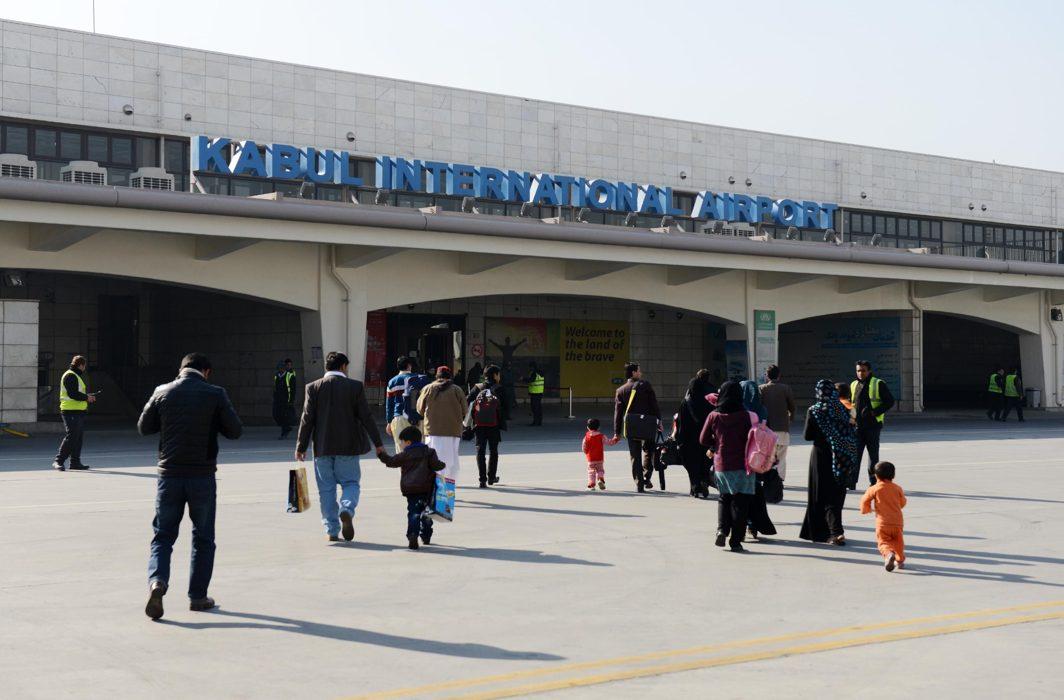Rockets rain down on Kabul airport hours after US Def secretary Mattis arrives