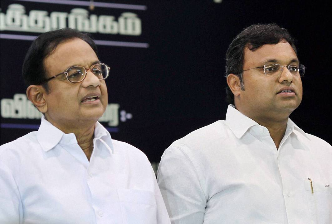 Cogent reasons for lookout circular against Karti Chidambaram in FIPB case, CBI tells SC