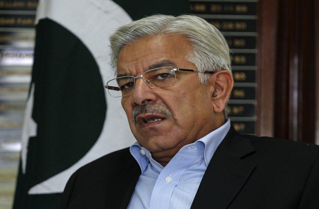 Pakistan Foreign Minister says Hafiz Saeed , Lashkar a liability