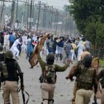 Clashes in South Kashmir after security forces gun down Lashkar terrorist