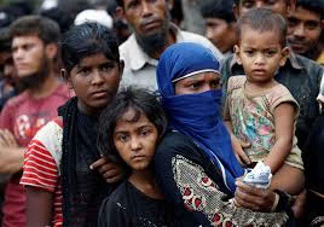Rohingyas a threat to national security, should be deported: Govt to SC