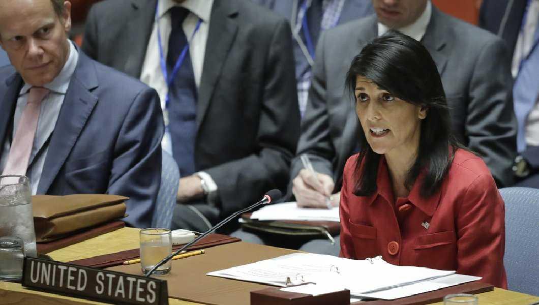 US Wants UN to Impose Tough Sanctions on North Korea