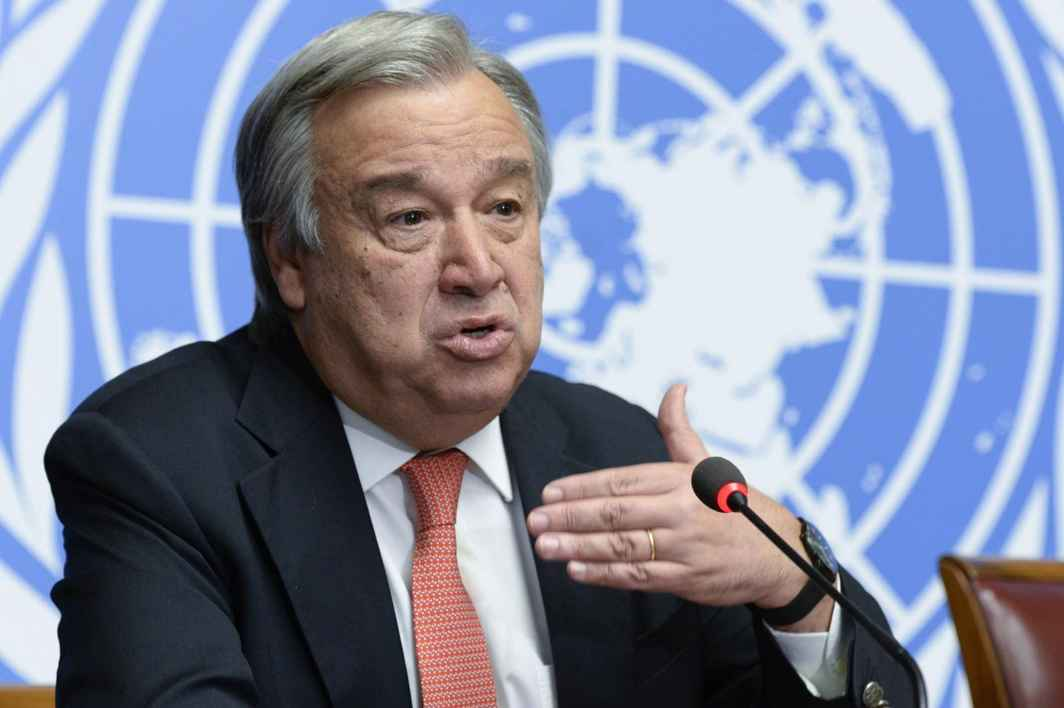 UN Chief Asks Myanmar to Stop Military Campaign Against Rohingya Muslims