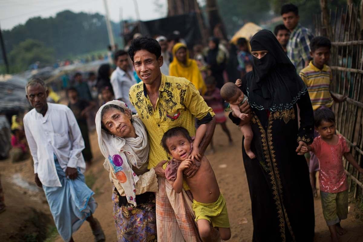 Bangladesh imposes telecommunication blackout on Rohingya Refugees