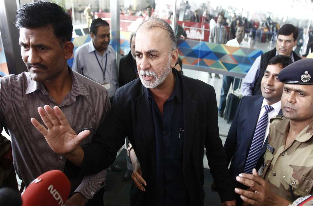 Tarun Tejpal charged with rape and sexual harassment
