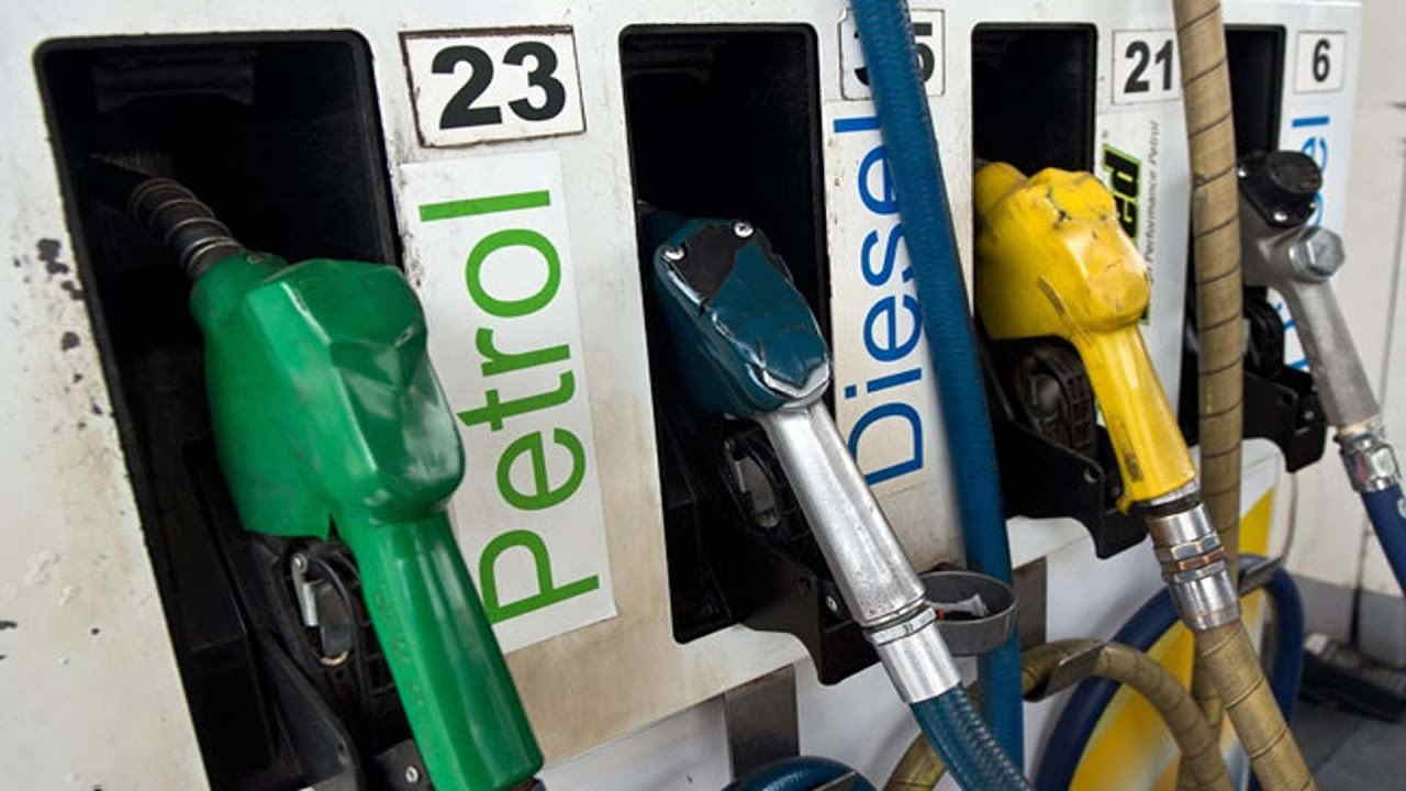 Excise cut on fuel