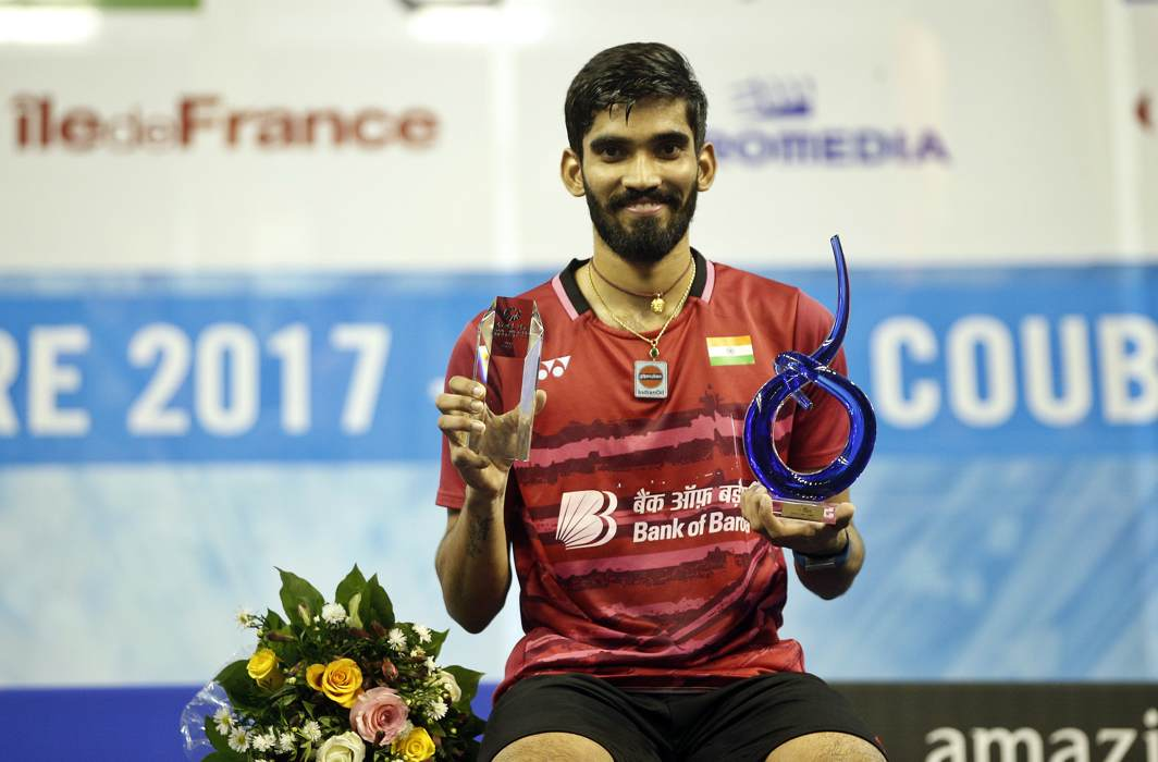 Kidambi Srikanth bags fourth Super Series title; clinches 'King of Pace' status